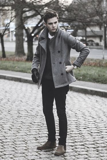 Guys Fashion Ideas Winter Outfits Styles