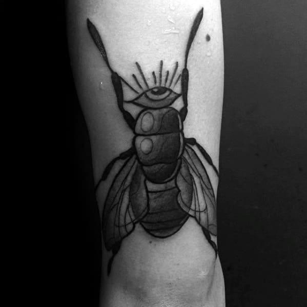 Guys Fly Tattoos
