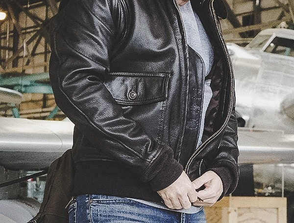 Guys G 1 Flight Military Leather Jackets Review Cockpit Usa