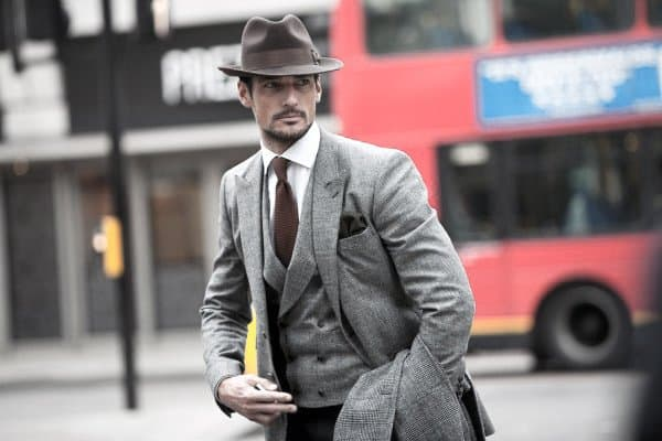 Guys Grey Suit Fashion Ideas
