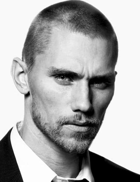 Stupendous Buzz Cut Hair For Men 40 Low Maintenance Manly Hairstyles Short Hairstyles For Black Women Fulllsitofus
