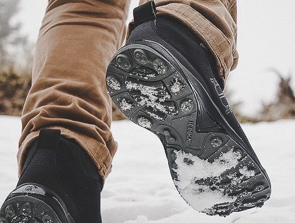 Guys Icebug Detour Bugrip Gore Tex Boots Review Winter Ground Conditions