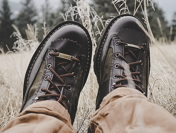 Guys Leather Filson X Danner Grouse Boots Reviews