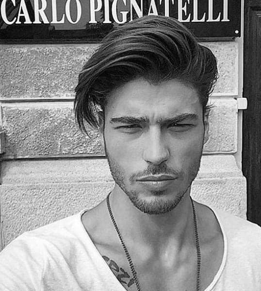medium length haircuts for men with thick hair 60 s medium wavy hairstyles manly cuts with character 3379 | guys medium length hairstyles for thick wavy hair