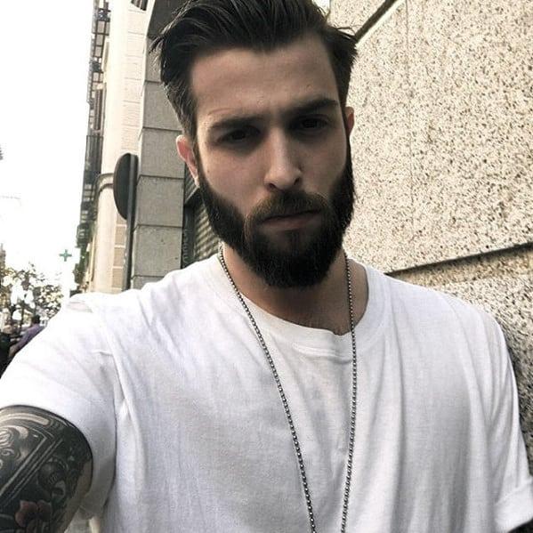 Guys Medium Style Ideas For Beards