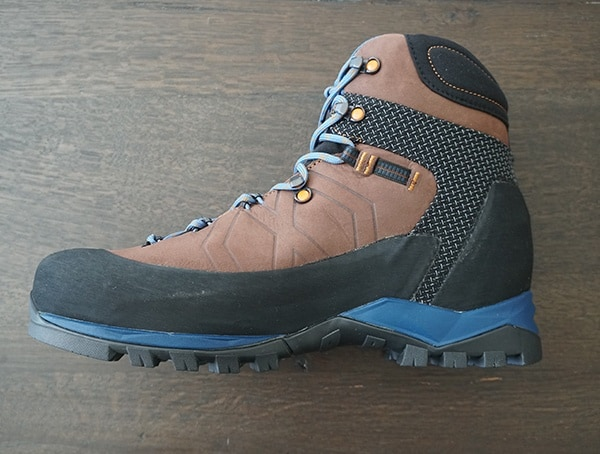 Guys Mens Garmont Toubkal Gtx Boots Side View