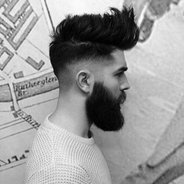 Guy's Messy Hairstyles