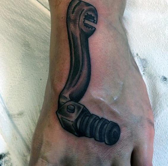 70 Motocross Tattoos For Men Dirt Bike Design Ideas