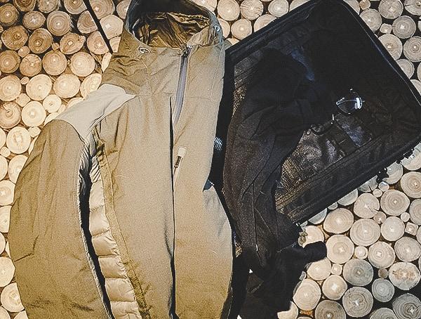 Guys Ogio Alpha Convy 522s Travel Bag Review