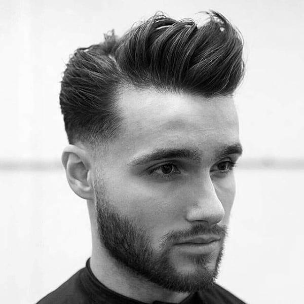 Sensational Short Wavy Hair For Men 70 Masculine Haircut Ideas Short Hairstyles Gunalazisus