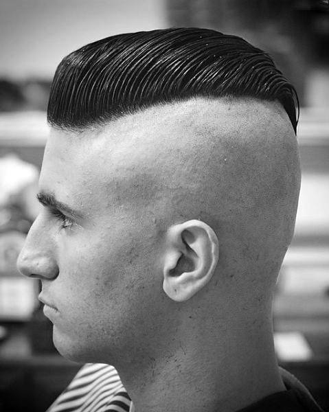 40 Slicked Back Undercut Haircuts For Men - Manly Hairstyles