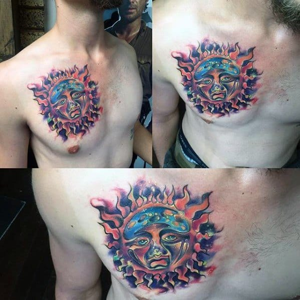Guys Sublime Tattoo Design Ideas