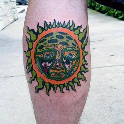 Guys Sublime Tattoo Designs