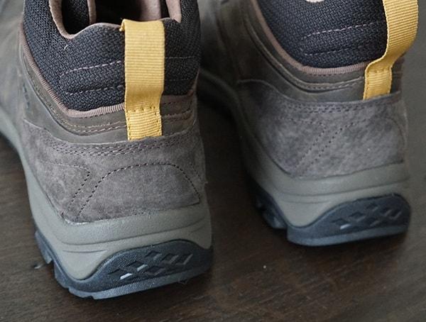 Guys Teva Arrowood Riva Wp Shoes Durable Rubber Heel