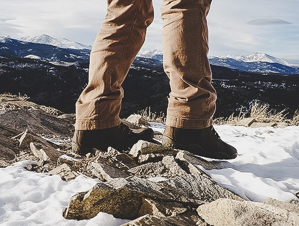 Guys Vivobarefoot Tracker Fg Boots Review