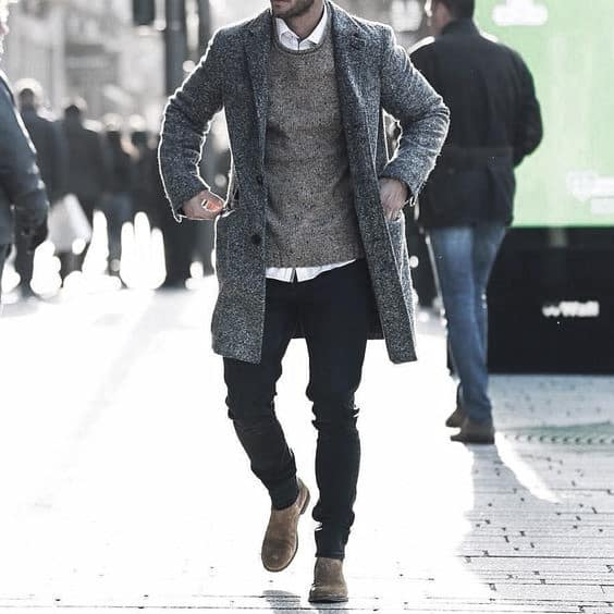 Guys Winter Outfits Style Designs
