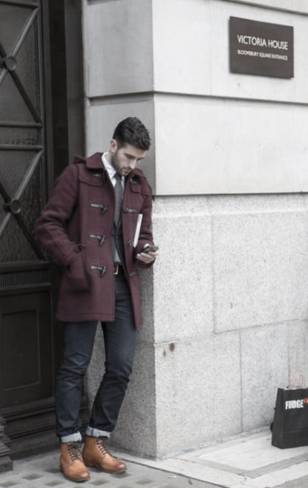 Guys Winter Outfits Style Fashion Inspiration