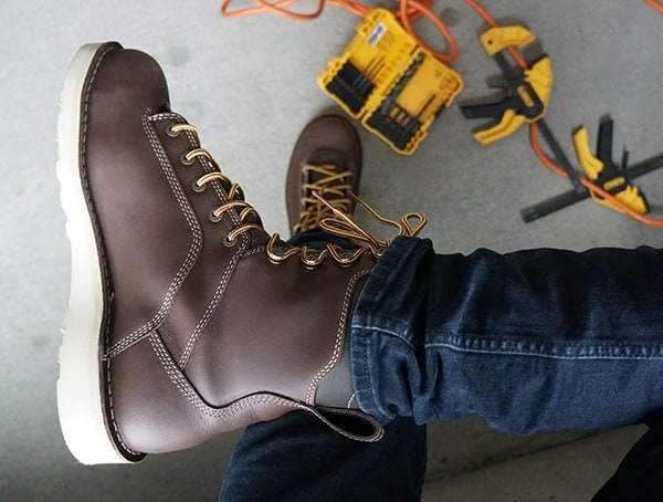 Guys Work Boots Danner Quarry