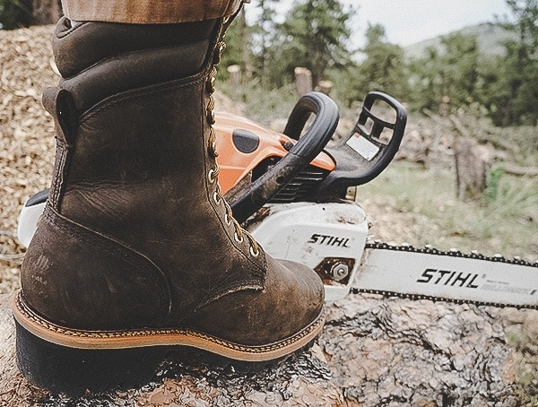 Guys Work Boots Reviewed Crazyhorse Thorogood Logger Series