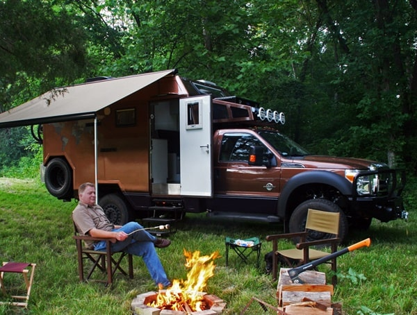 Gxv Global Expedition Vehicles Turtle Off Road Camper Trailers