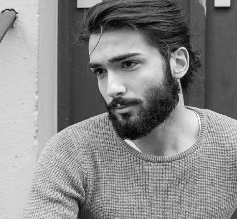 beard styles for with hair manly haircuts with beard haircuts models ideas 8507