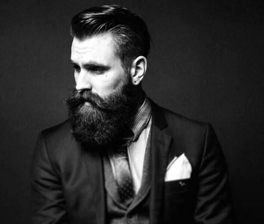 Haircut And Beard Styles For Men