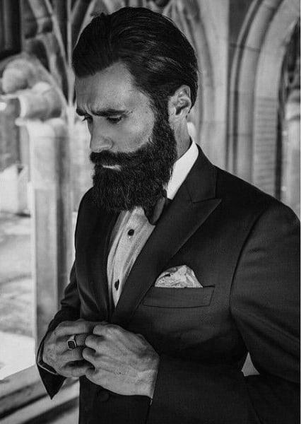 Haircut And Beard Styles
