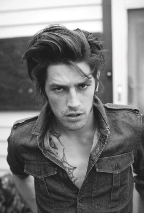 Awe Inspiring Top 70 Best Long Hairstyles For Men Princely Long 39Dos Short Hairstyles For Black Women Fulllsitofus