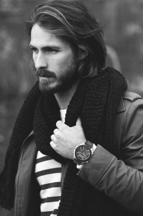 Haircut For Long Hair Men
