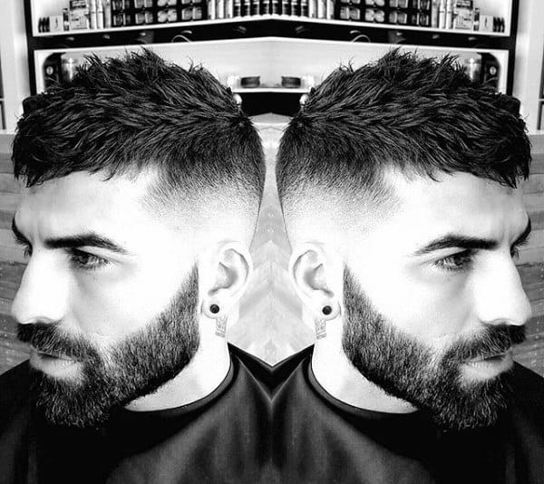 Haircut Skin Fade For Guys