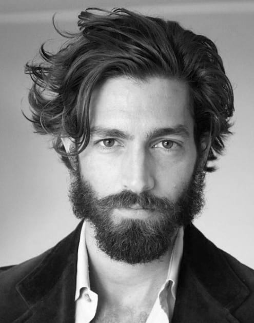 Haircuts For Beards