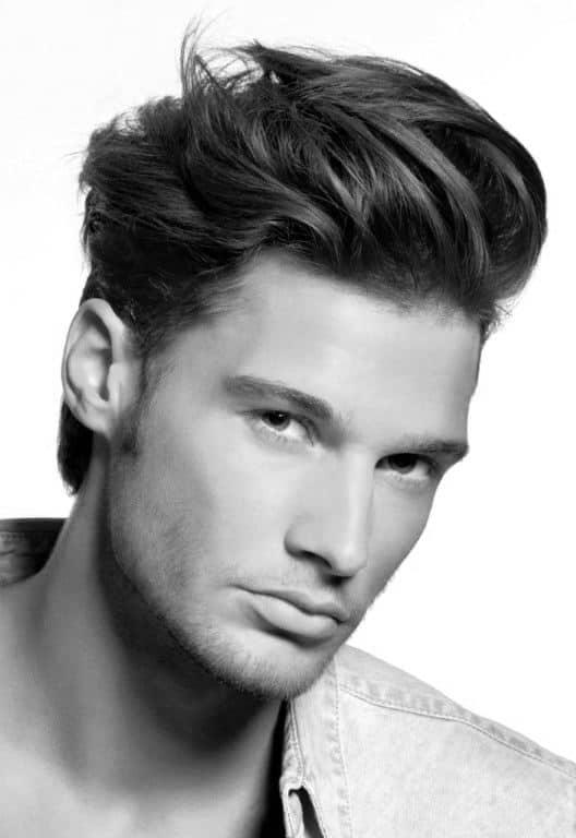 Super Cool Hairstyles For Wavy Hair Guys Short Hair Fashions Short Hairstyles Gunalazisus