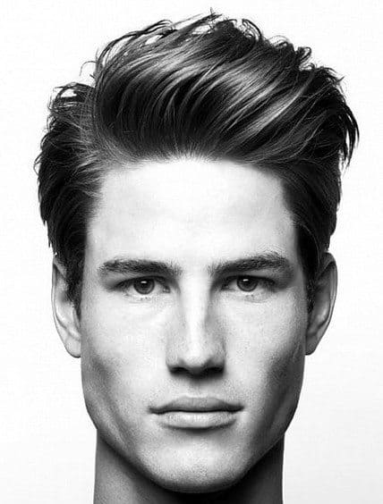 Awe Inspiring Top 48 Best Hairstyles For Men With Thick Hair Photo Guide Hairstyles For Women Draintrainus