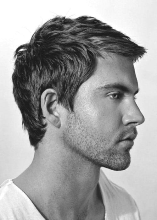Haircuts For Short Hair Men
