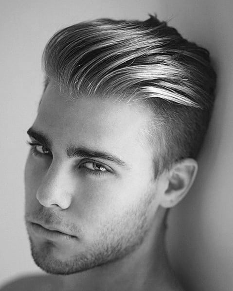 68 Amazing Side Part Hairstyles For Men Manly Inspriation