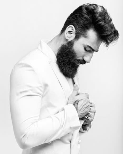 Hairstyles For Beards