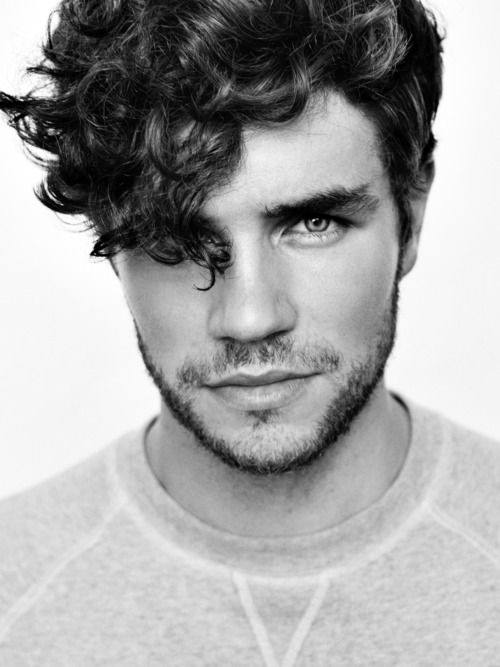 Hairstyles For Long Curly Hair Men