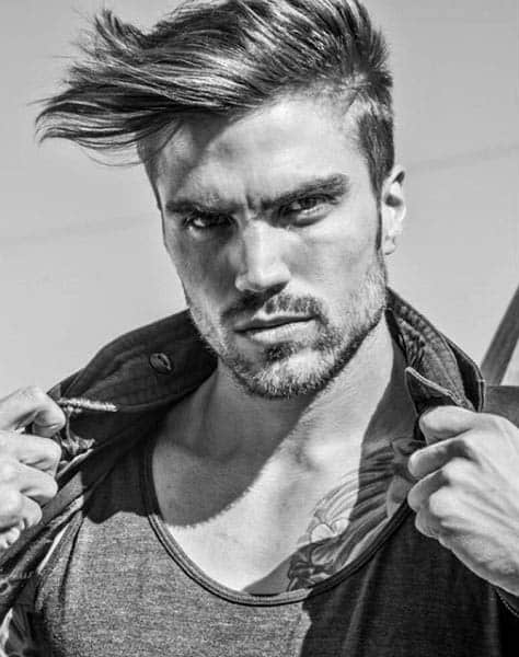 Hairstyles For Long Medium Hair For Males