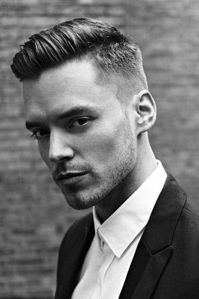 Groovy 36 Stylish Fade Haircuts For Men Your Hairstyle Lookbook Short Hairstyles For Black Women Fulllsitofus