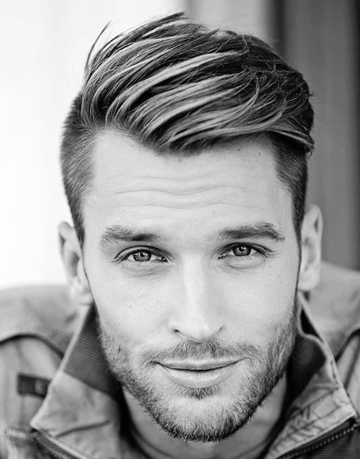 Hairstyles For Men Wavy Hair