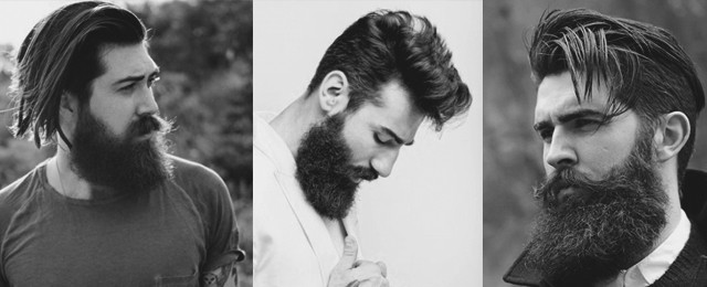50 Hairstyles For Men With Beards