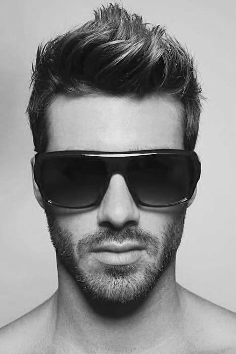 23 Medium Hairstyles For Men With Thick Hair Hairstyle