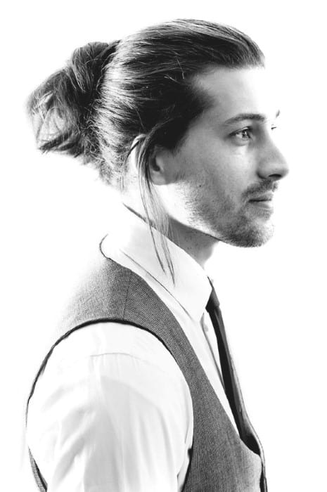 Hairstyles For Men With Thick Long Hair And Beards