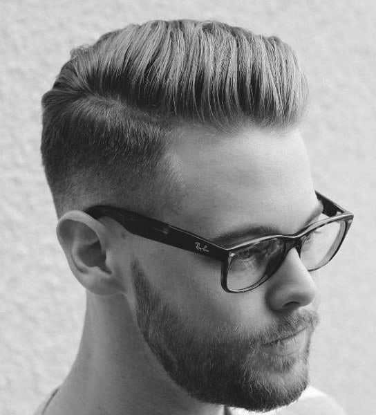 Hairstyles For Short Hair For Men