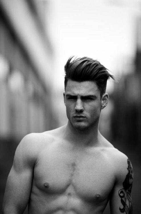 Hairstyles For Short Thick Hair Men