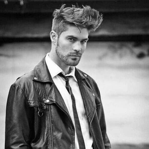 Hairstyles For Thick Hair Medium Length For Men