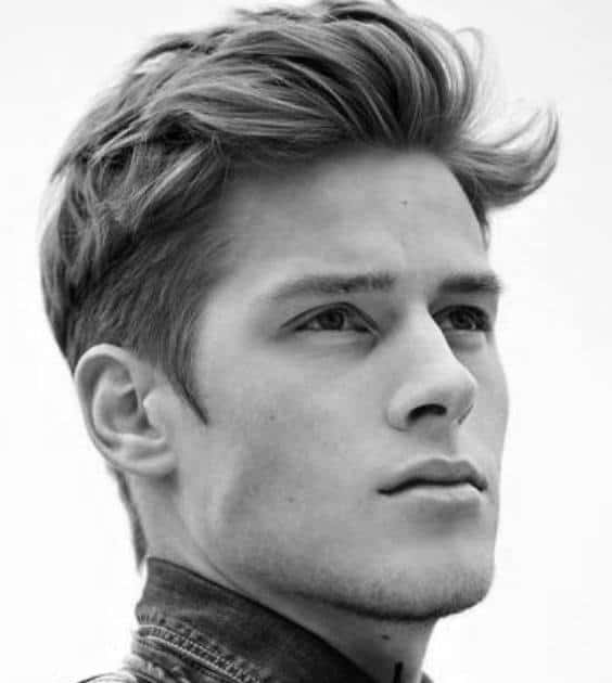 Hairstyles For Thick Wavy Hair Men