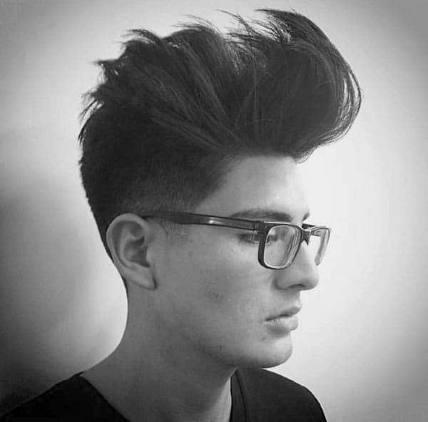 Hairstyles Medium Long For Men