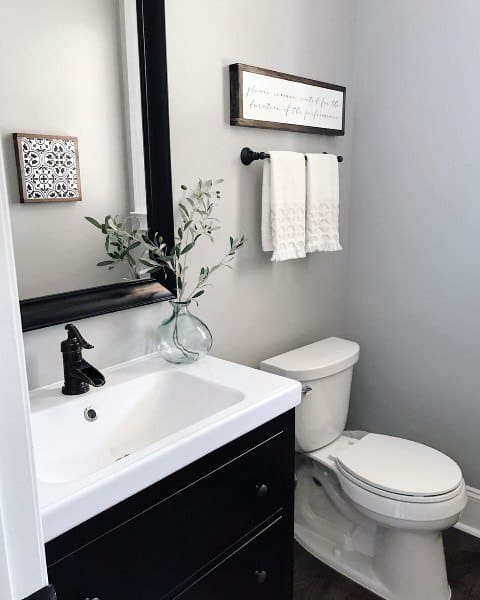 pictures for bathroom decorating ideas top 60 best half bath ideas unique bathroom designs 4924