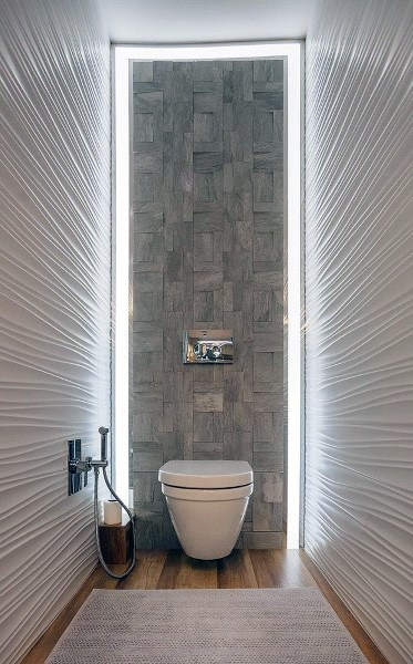 Half Bath Ideas With Led Lighting